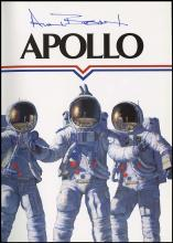 1980s-2010s AUTOGRAPHED SPACE BOOKS (x17)