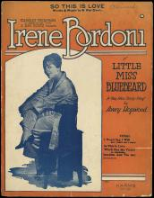 1900s EARLY ILLUSTRATED SHEET MUSIC