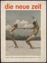 1924//1930 TWO GERMAN PUBLICATIONS CELEBRATING NUDE BODY