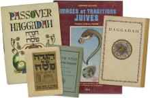 1910s-60s VALUABLE JEWISH BOOK SELCTION