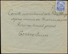 GERMANY 1939-44 CONCENTRATION CAMP MAIL