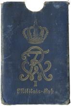 1917-38 WWI & WWII ARCHIVE OF GRENADIER 'FRANZ JUDE'