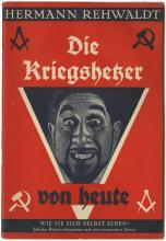 1930s-40s ANTI-SEMITIC LITERATURE