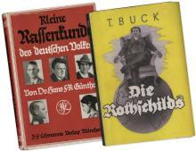 1933-40 TWO ANTI-SEMITIC BOOKS