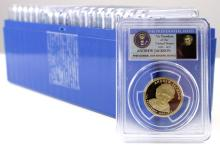 USA 1955-2008  GRADED PROOF COINS (NICKELS TO PRESIDENTIAL DOLLARS)