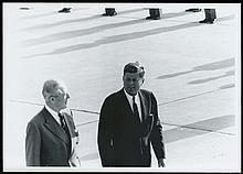 KENNEDY c.1962 CANDID PHOTOS