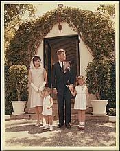 1960s JFK FAMILY PHOTOS
