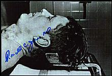1963 JFK AUTOPSY PHOTO SIGNED BY DR RONALD C. JONES