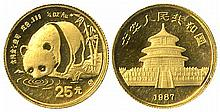 CHINA 1906-87 CHINA RELATED COINS