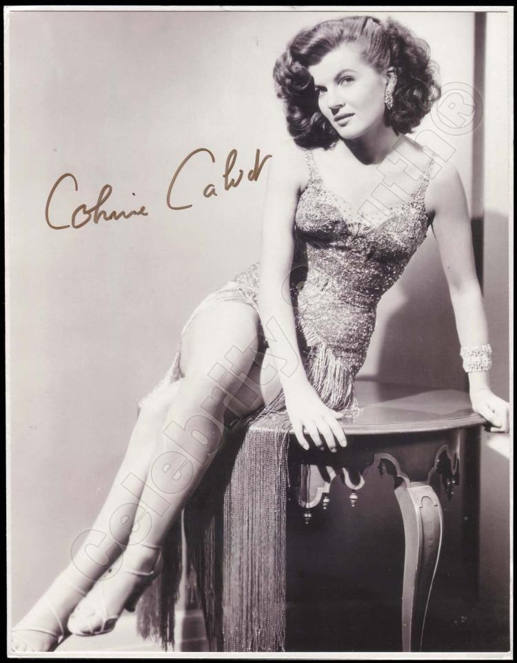 Corinne Calvet Nude