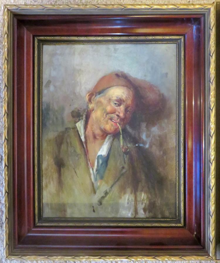 new style 28b53 789a8 2 X Tito Pellicciotti (1872-1943/50) RARE Portraits