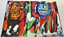 Single Owner Fine Art Collection Including Twombly Lichtenstein, Basquiat, Miro, Le Corbusier, De Kooning & Pollock