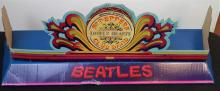 *Rare* vintage 1988 Applause Sgt. Peppers Lonely Hearts Club Band Beatles doll toy 3d stand w/instructions & box complete