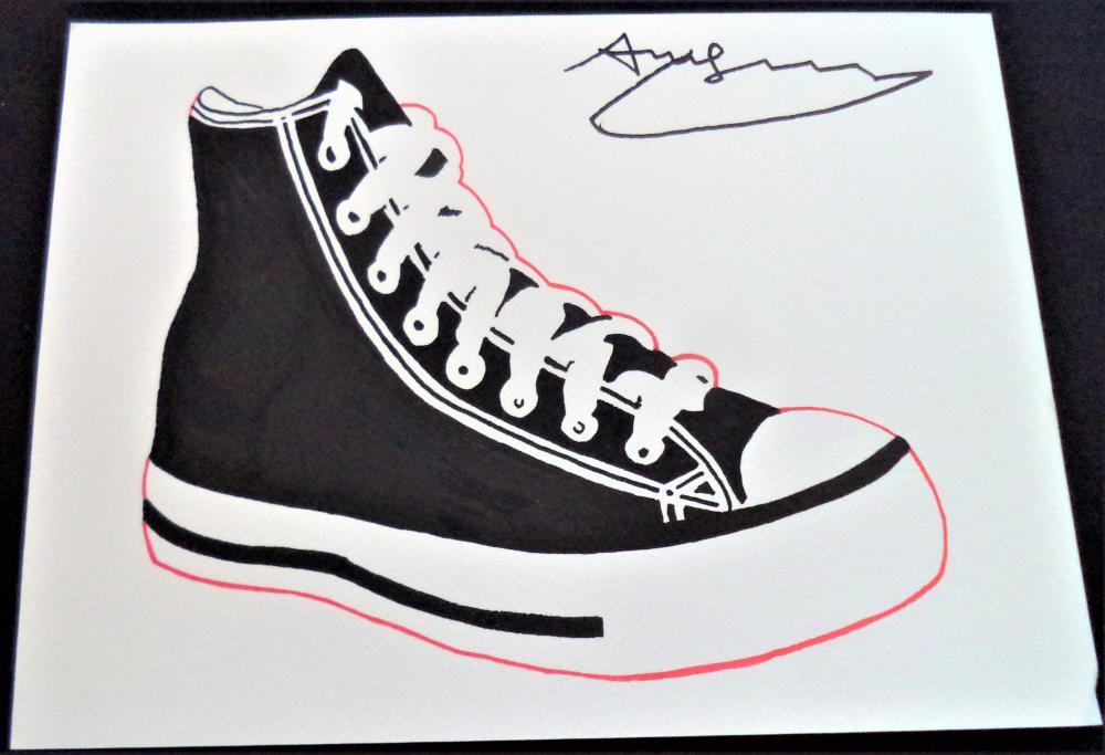 Fine Art Banksy Basquiat Warhol Haring Picasso Dali Miro Chagall De Kooning Lichtenstein Neiman Leger Schiele No Reserve