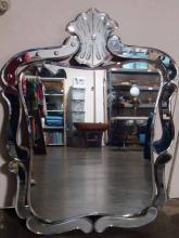 Beautiful Large Deco Style Mirror