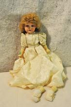 Armand & Marseilles Vintage Porcelain & Composition Doll