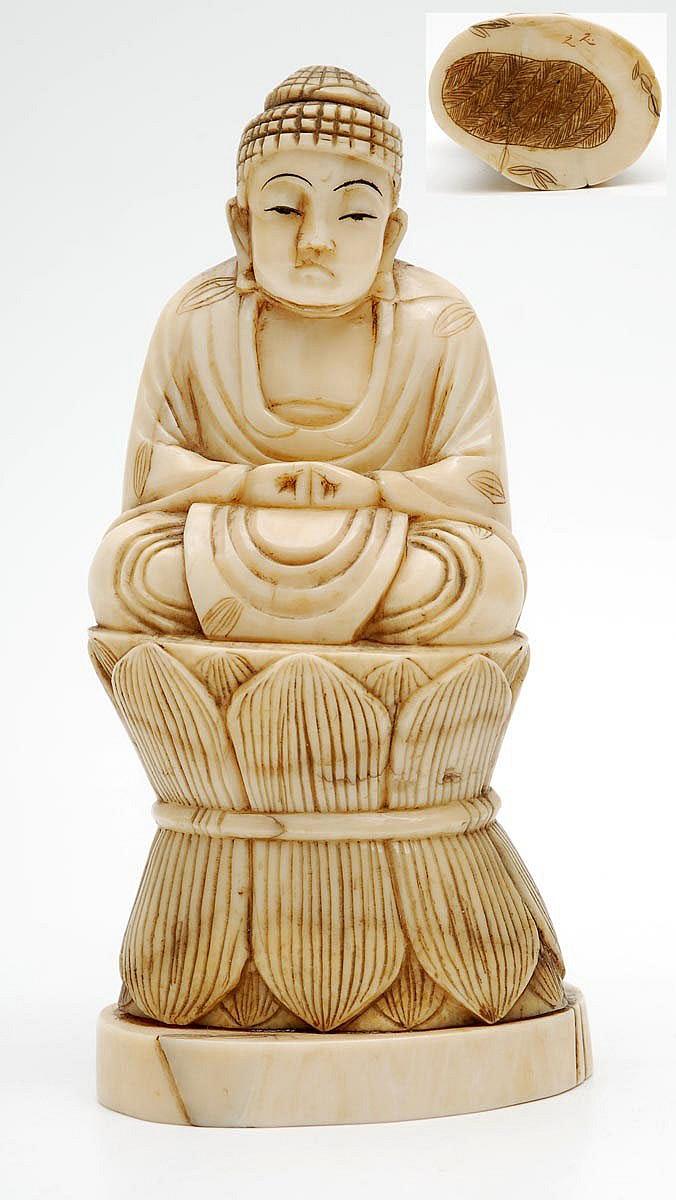 SEATED BUDA