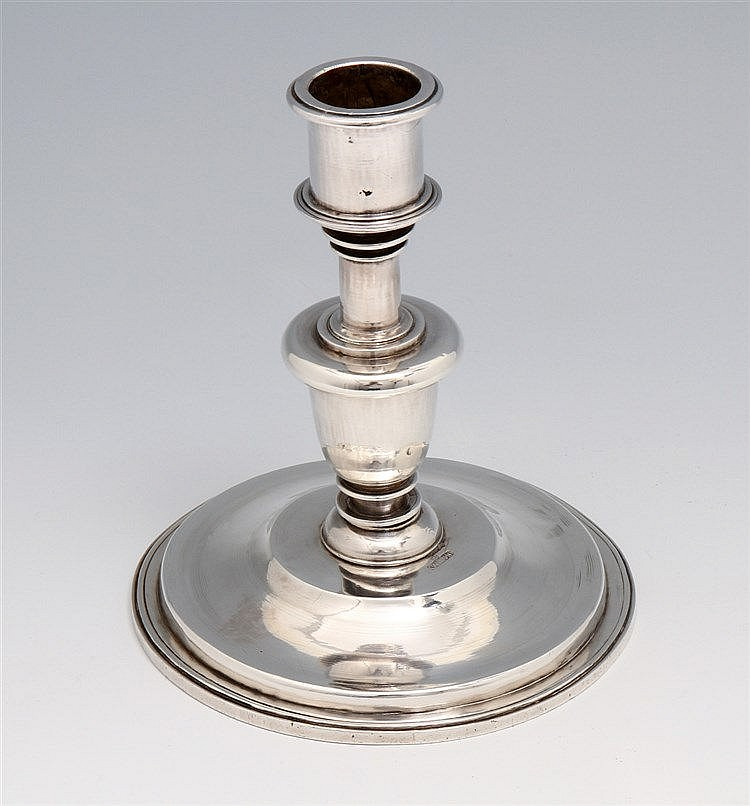 MANNERIST STYLE CANDLESTICK