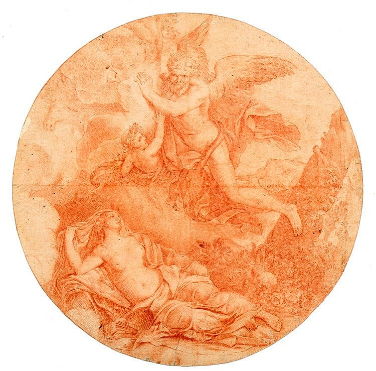 LOUIS TESTELIN (1615-1655), MYTHOLOGICAL SCENE