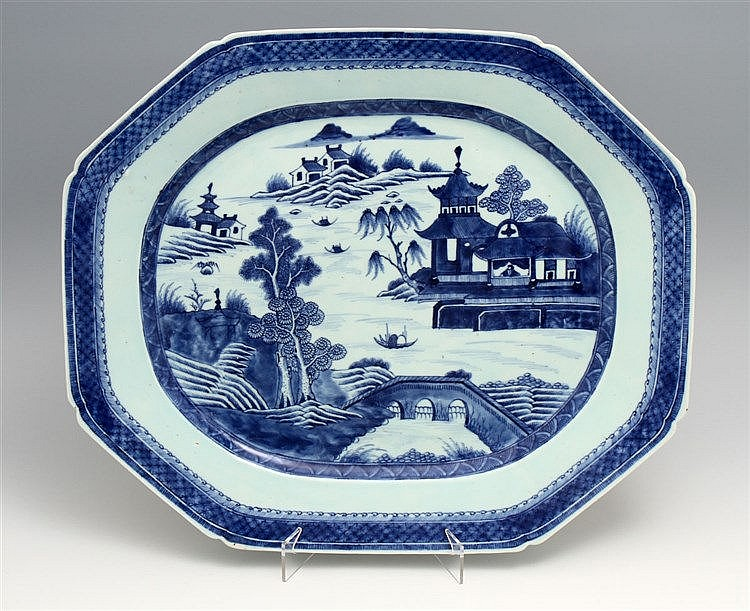 LARGE LONG PLATE
