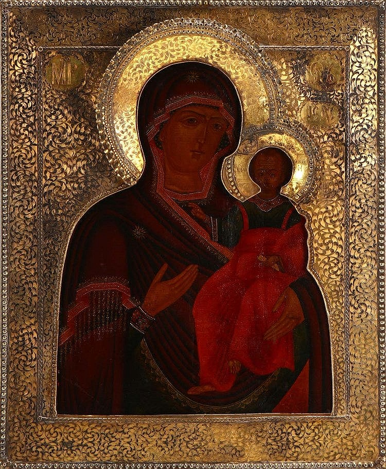 OUR LADY OF SMOLENSKY