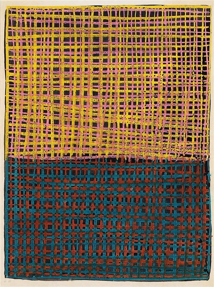 JOAQUIM BRAVO (1935-1990), UNTITLED