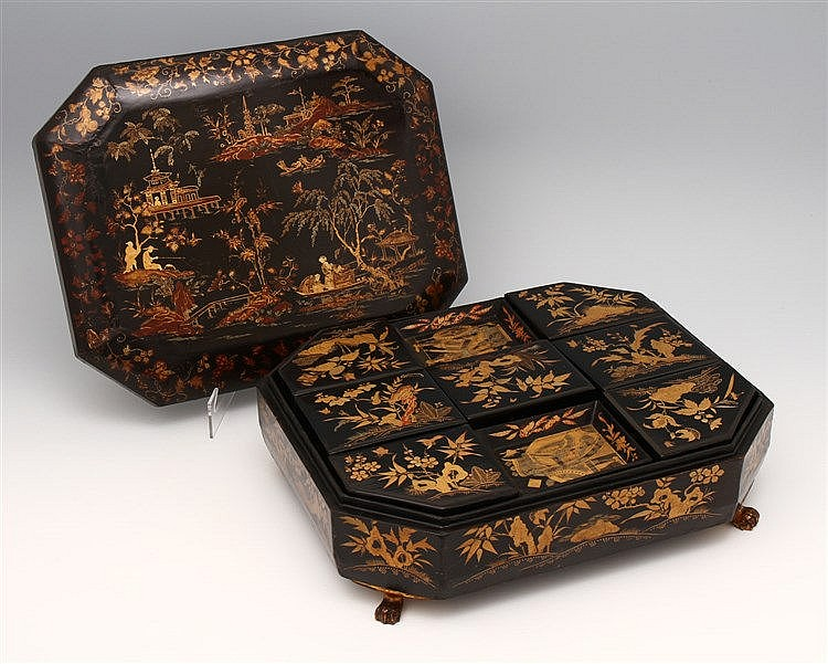 ORIENTAL CASE FOR GAMES