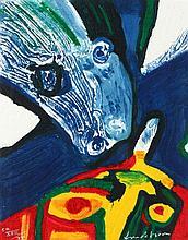 BENGT LINDSTRÖM (1925-2008), UNTITLED