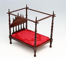 POSTER BED FOR AN IMAGE