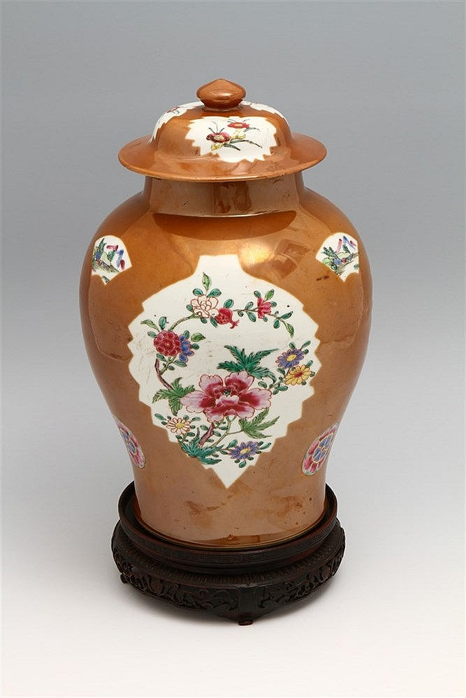 POT WITH A LID
