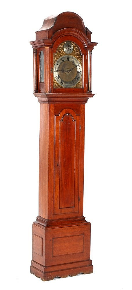 GEORGE III LONG CASE CLOCK