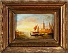 (follower of) F. ZIEM (1821-1901), VIEW OF VENICE, Felix Ziem, €200