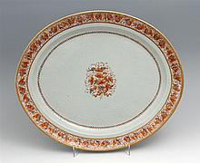LARGE AND OVAL LONG PLATE