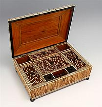 INDO-ENGLISH SEWING CASE