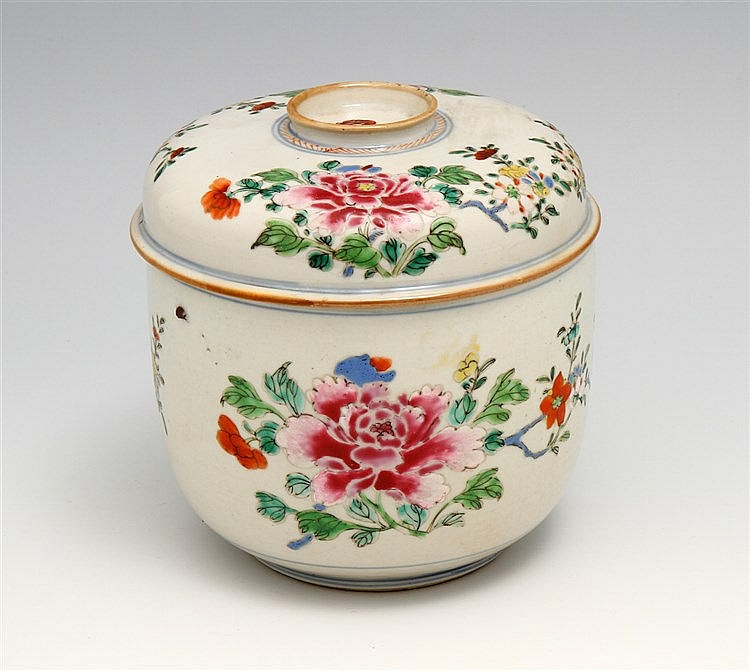 CASE WITH A LID