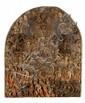 LARGE ALTARPIECE - 17TH CENTURY, SHRINES