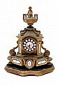 TABLE CLOCK STYLE LUIS XVI
