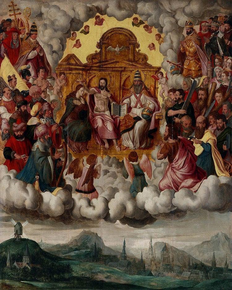 (ASSIGNED A) FRANCISCO DE HOLANDA (1517-1585),