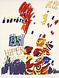 JÚLIO RESENDE (1917-2011), HIPER SUPER