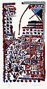 MANUEL CARGALEIRO (N.1927), GESTURE IN TIME