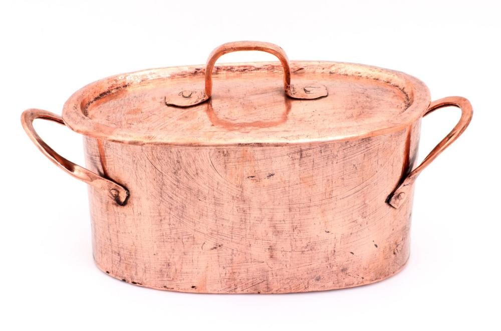A COVERED POT
