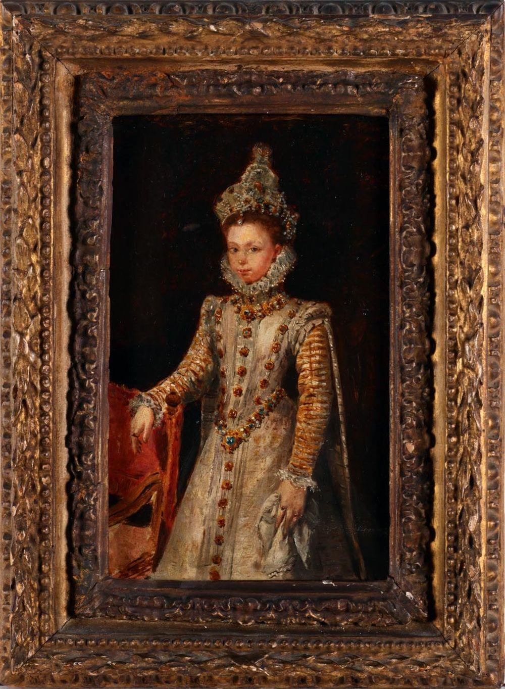 INFANTA CLARA EUGENIA OF SPAIN (1566-1633)