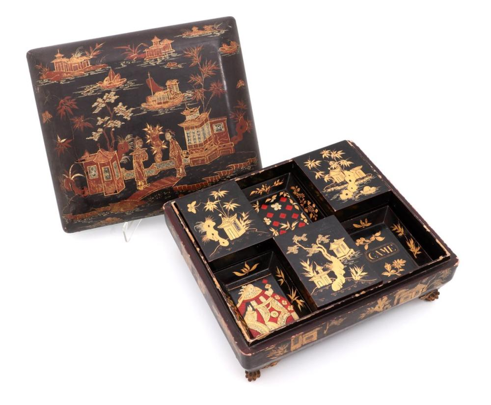 A GAME BOX