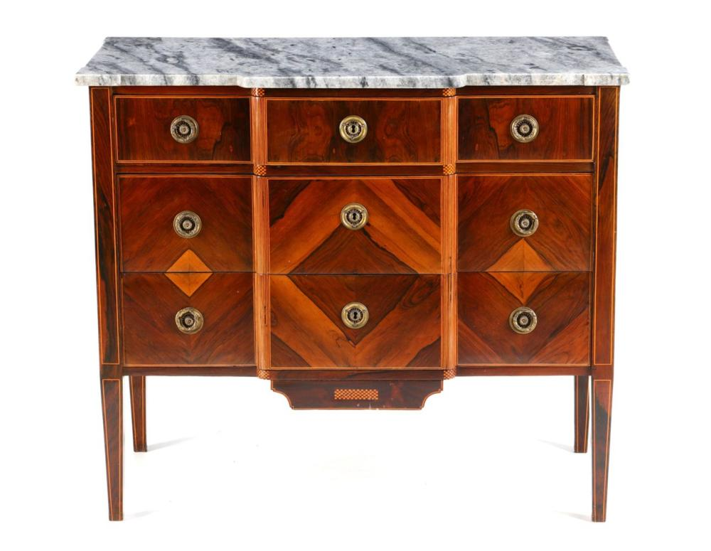 A D. MARIA STYLE COMMODE