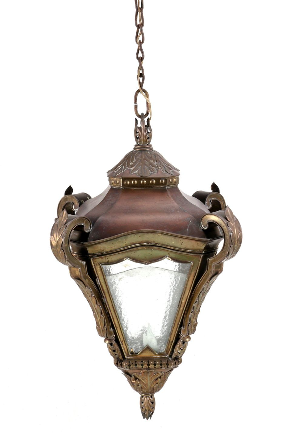 A CEILING LAMP