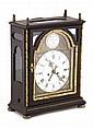 AUSTRIAN TABLE CLOCK