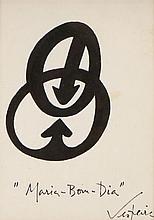 "MARCELINO VESPEIRA (1925-2002), ""MARIA-BOM-DIA"""