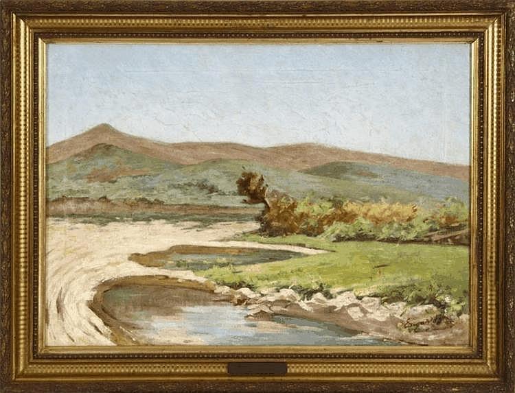 EZEQUIEL PEREIRA (1868-1943), PONTE DE LIMA