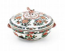 TUREEN AND LID