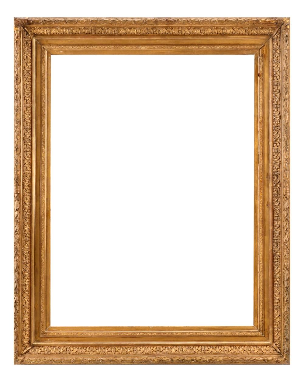 A LARGE FRAME
